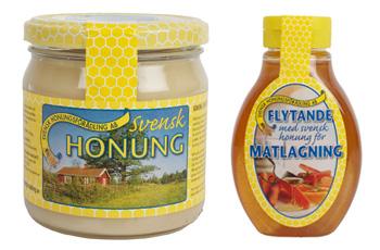 Svensk honungsförädling