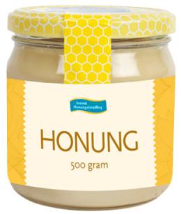 Honung 500g_